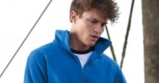 UC604 Classic Full Zip Fleece